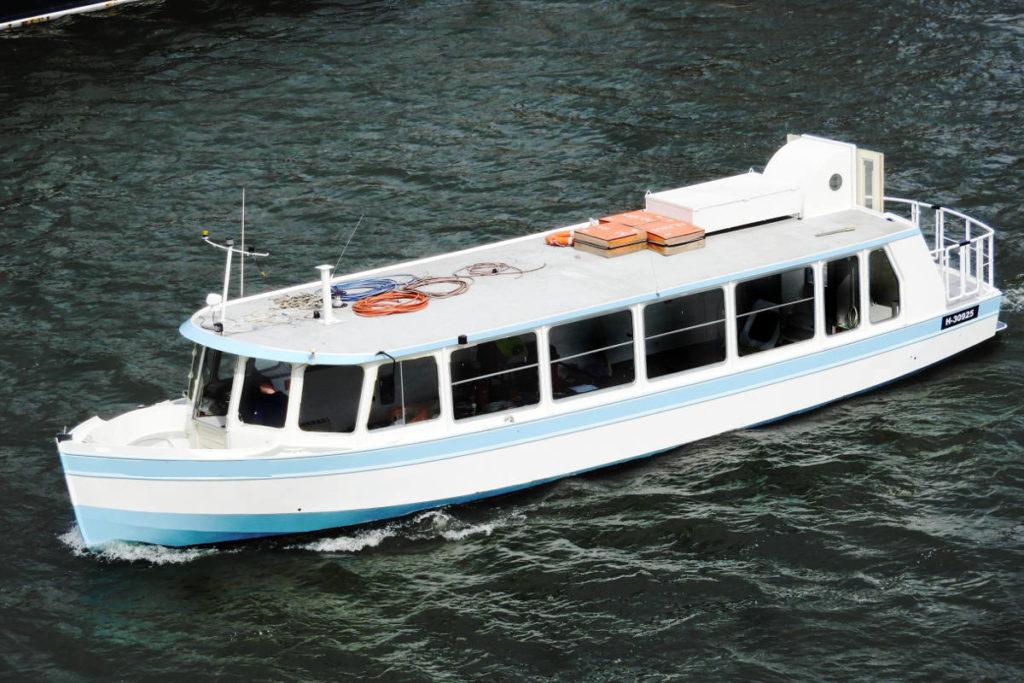 Pleasure-boat