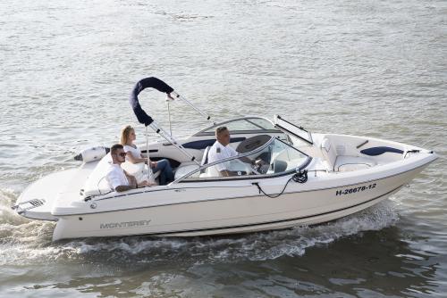 Montereyprospektus-motorcsonak-motorcsonakazas-motorcsonakazasadunan-motorcsonakberles-hajozas-Duna-elmenyhajozasmotorboat-motorboatride-speedboat-cruise-cruises